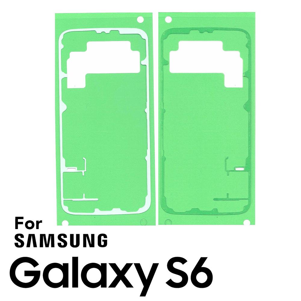 Détails sur nouveau batterie de remplacement housse adhésif autocollant pour samsung galaxy s6 sm g920 afficher le titre dorigine